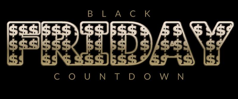 Black Friday 2016 Countdown Clock Live Web Timer Until Friday November 25
